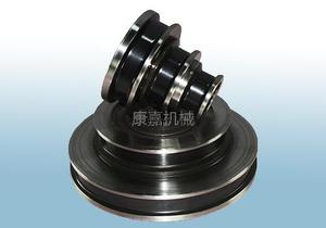 Ceramic Coating Cone Pulleys