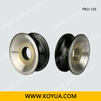 U-shaped Ceramic Coating  Aluminium Pulley