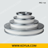 White Zirconia Wire Drawing Cone Pulley
