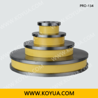 Yellow Zirconia Wire Drawing Cone Pulley