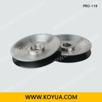 Ceramic Coating Aluminium Pulley